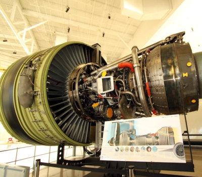 Boeing Jet Engine
